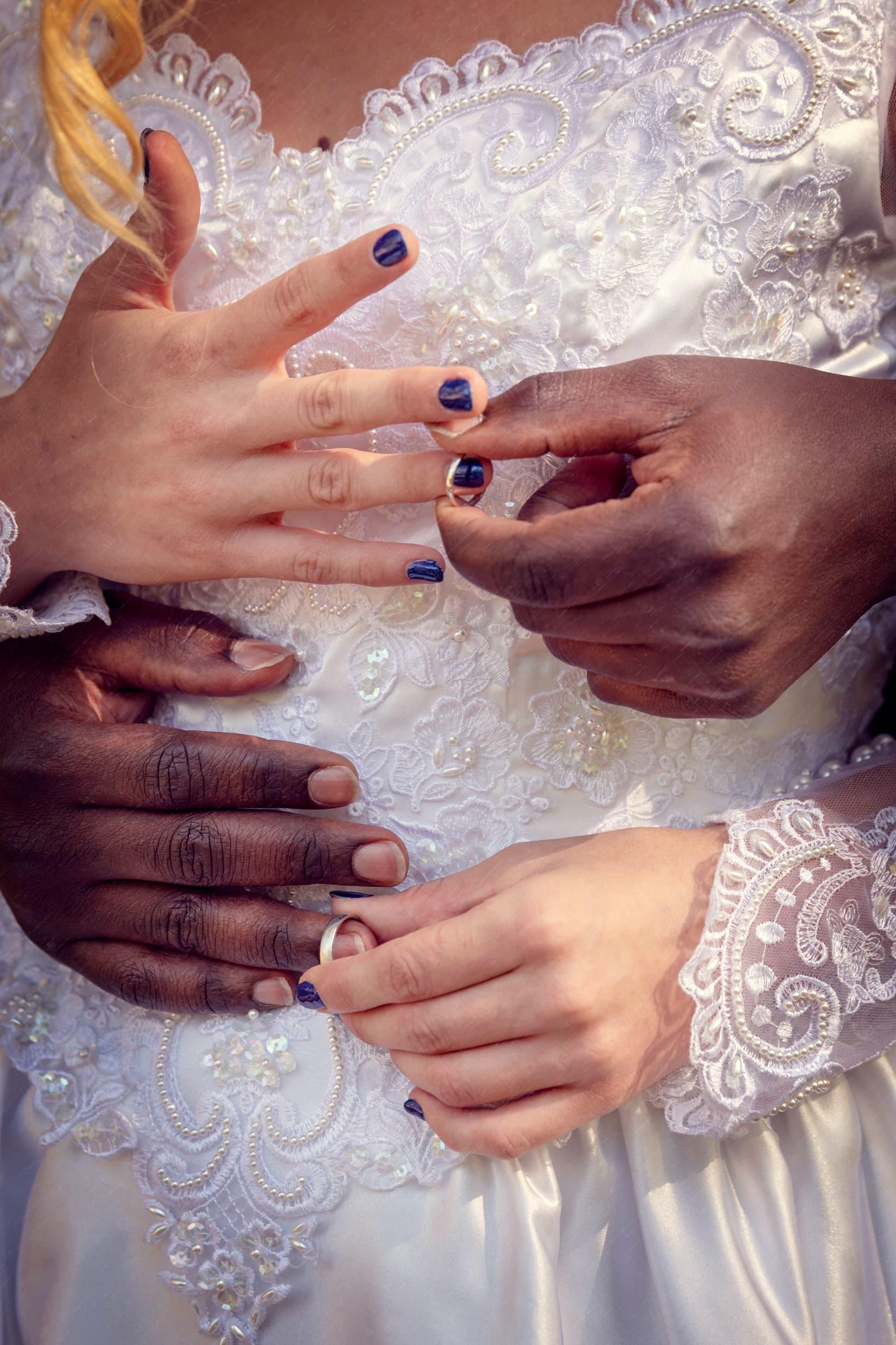 Reportage photographe de mariage