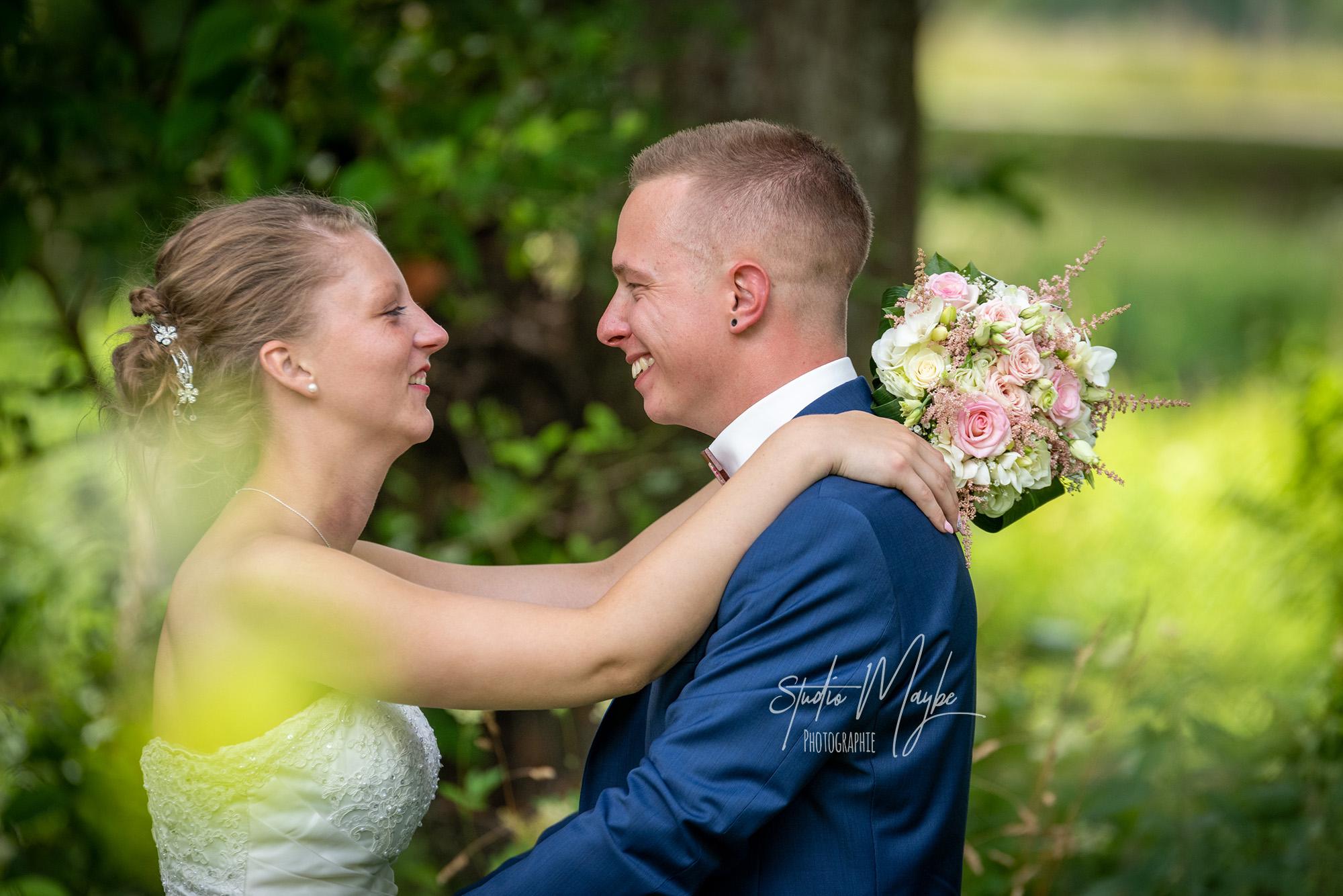 Photographe reportage de mariage